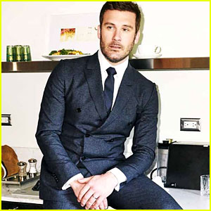 Taken's Clive Standen Is a Man of Style for New Fashion Shoot