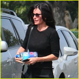Courteney Cox Unveils Some Shocking Ancestral Drama
