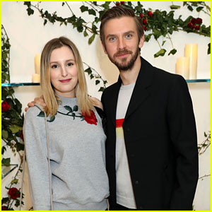 Dan Stevens Reunites with Downton Abbey's Laura Carmichael