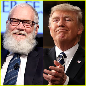 David Letterman Slams Trump, Says We Need to Protect Ourselves from Him