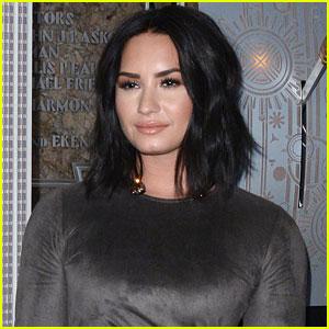Demi Lovato Responds To Stolen Private Photos