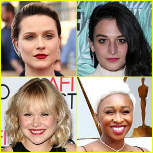 Evan Rachel Wood Will Direct Jenny Slate, Alison Pill, & Cynthia Erivo in New Movie!