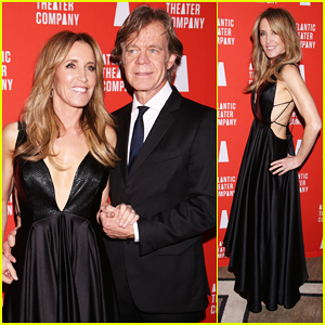 Felicity Huffman & William H. Macy Honor Neil Pepe At Atlantic Theater Company's Directors Choice Gala!