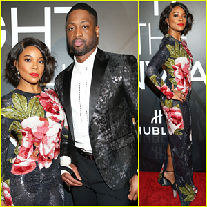 Gabrielle Union & Dwyane Wade Couple Up For 'A Night On The RunWade' Charity Gala!