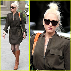 Gwen Stefani Opens Up About Writing No Doubt's 'Just A Girl' (Video)