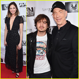 J.K. Simmons & Emile Hirsch Team Up In 'All Nighter' - Watch Trailer Here!