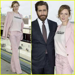 Jake Gyllenhaal & Rebecca Ferguson Bring 'Life' to Berlin