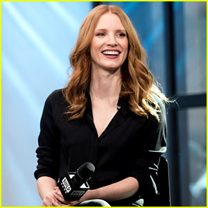 Jessica Chastain Explains How She Chooses Her Roles