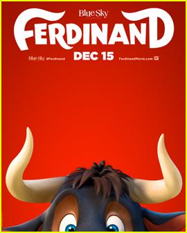 John Cena & Kate McKinnon's Animated Flick 'Ferdinand' Gets First Trailer - Watch!