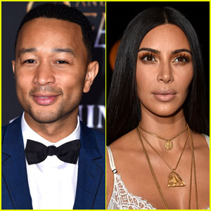 John Legend Defends Kim Kardashian Against Twitter Troll