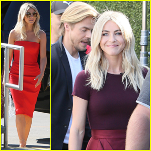 Julianne Hough & Fiance Brooks Laich Are Big Juicing Fans