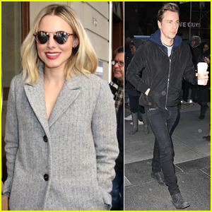Kristen Bell & Dax Shepard Enjoy Date Night at 'Hamilton'!