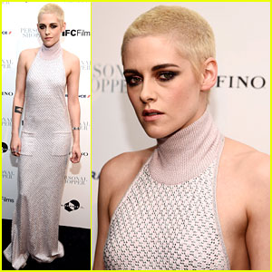 Kristen Stewart Glams Up in Chanel with Her Fierce New Hair!