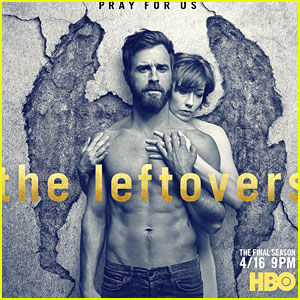 Justin Theroux's Six Pack Abs Are on Display for 'The Leftovers' Poster & Trailer - Watch Now!