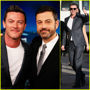 Luke Evans Recalls His 'Beauty And The Beast' Gaston Audition: 'I Knew I Could Do It'