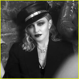 Madonna's New Short Film Documents the Fight for Gender Equality - Watch 'Her-Story'