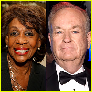 Maxine Waters Responds to Bill O'Reilly: 'I Cannot Be Intimidated'