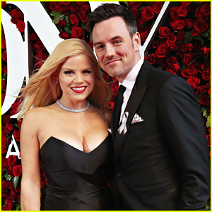 Megan Hilty Welcomes A Baby Boy With Husband Brian Gallagher!