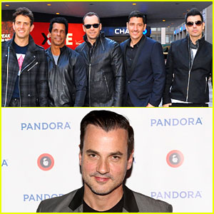 New Kids on the Block Guys React to Tommy Page's Death