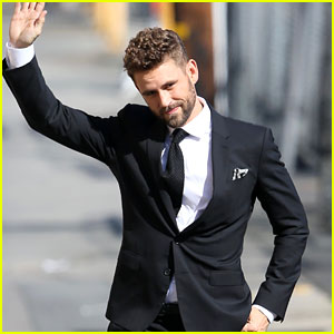 Nick Viall Drops By Jimmy Kimmel's Show Before Finale Airs!