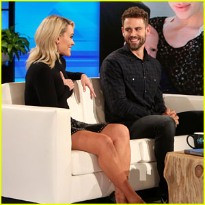 Nick Viall & Vanessa Grimaldi Address Criticism That They're 'Awkward' - Watch Now