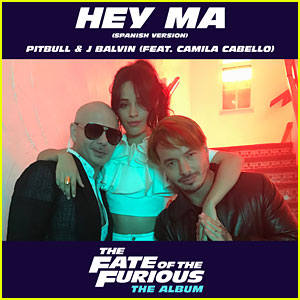 Pitbull, J Balvin, & Camila Cabello: 'Hey Ma' Stream, Lyrics, & Download - Listen Now!