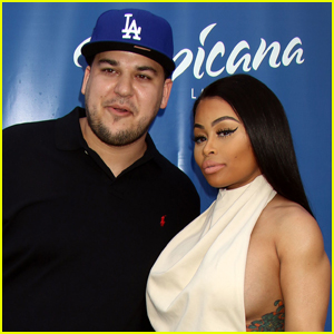 Rob Kardashian & Blac Chyna Set For 'Ugly' Custody Battle
