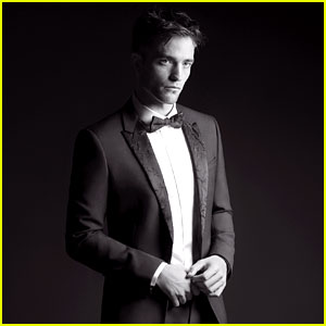 Robert Pattinson Suits Up for New Dior Homme Campaign!