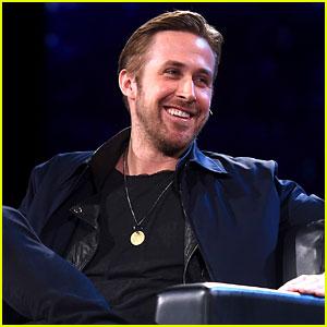 Ryan Gosling Explains Why He Giggled During Oscars Mishap