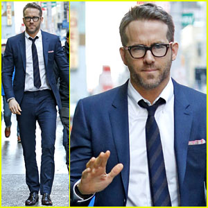 Ryan Reynolds Would Rather Do This Than Take His Children on an Airplane