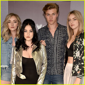 The Atomics Hit the Runway for H&M Ahead of Coachella Performance