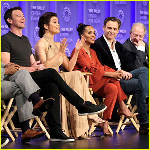 Tony Goldwyn Says Kerry Washington is 'Greatest Team Captain' At 'Scandal' PaleyFest Panel