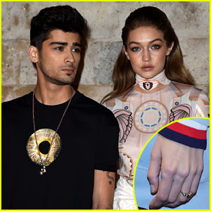 Is Gigi Hadid Wearing an Engagement Ring? Not So Fast...