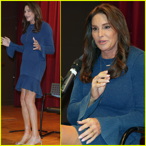 Caitlyn Jenner Says She Would Consider Running For Office