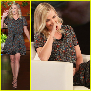 Charlize Theron Opens Up About Her Kids Jackson & August On 'Ellen': 'They Love Each Other'