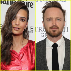 Emily Ratajkowski & Aaron Paul to Couple Up for New Thriller