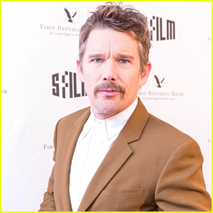 Ethan Hawke is Honored at the San Francisco International Film Festival