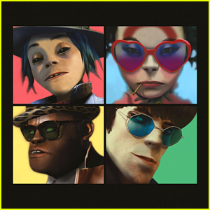 Gorillaz 'Humanz' Album Stream & Download - Listen Now!