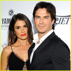 Ian Somerhalder & Nikki Reed Celebrate Their Second Wedding Anniversary!