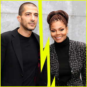 Janet Jackson with her ex husband Wissam Al Mana