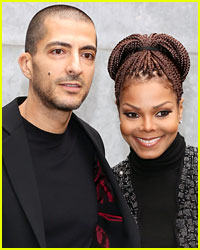 Janet Jackson's Estranged Husband Spotted with Their Son