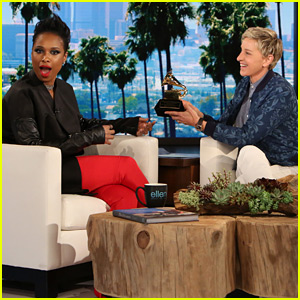 Jennifer Hudson Gets Huge Surprise From Ellen DeGeneres - Watch Now!