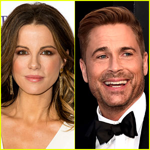 Kate Beckinsale Shares Rob Lowe's Response to Her Fan Mail from 30 Years Ago!
