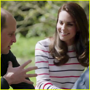 Kate Middleton Talks with Princes William & Harry About the Loss of Their Mother (Video)