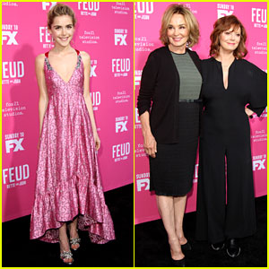 Kiernan Shipka Steals the Spotlight at 'Feud' Event in L.A.