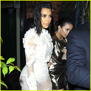 Kim Kardashian Responds to Reports She Was Attacked at Beverly Hills Restaurant