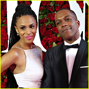Leslie Odom, Jr. & Nicolette Robinson Welcome Baby Girl Lucille Ruby - See First Photo!