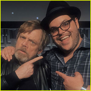 Mark Hamill Will Trade 'Star Wars' Secrets...For a Price!
