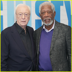 Morgan Freeman, Michael Caine & Alan Arkin Answer Google Autocomplete Questions - Watch Now!