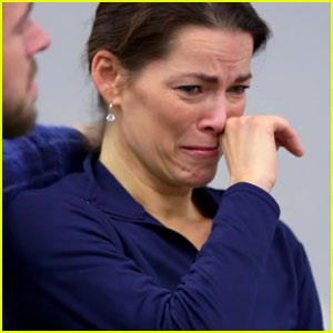 Nancy Kerrigan Breaks Down Talking About Six Miscarriages in Eight Years